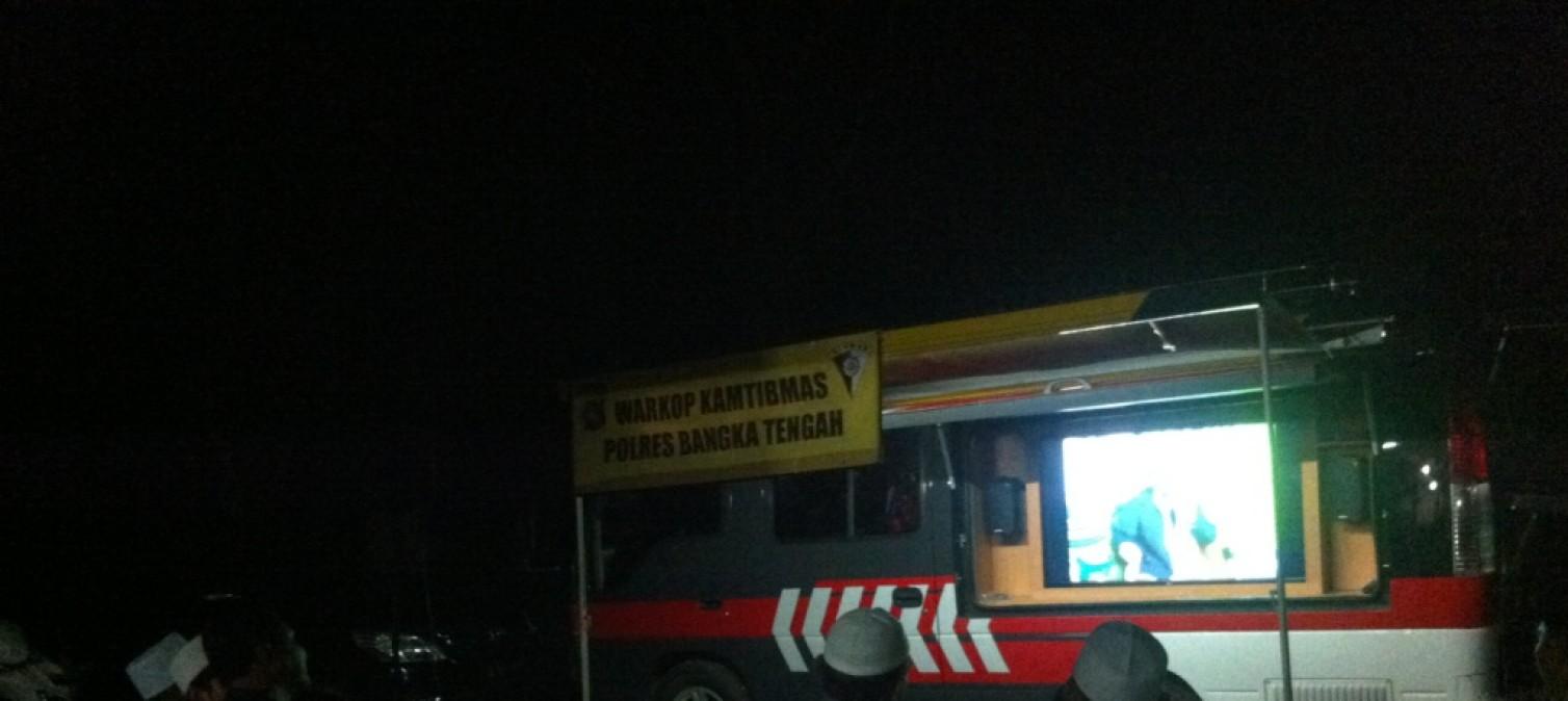 WARKOP KAMTIBMAS POLRES BATENG SAMBANGI MAJELIS DZIKIR WAT-TA'LIM ASY-SYURUQ KOBA