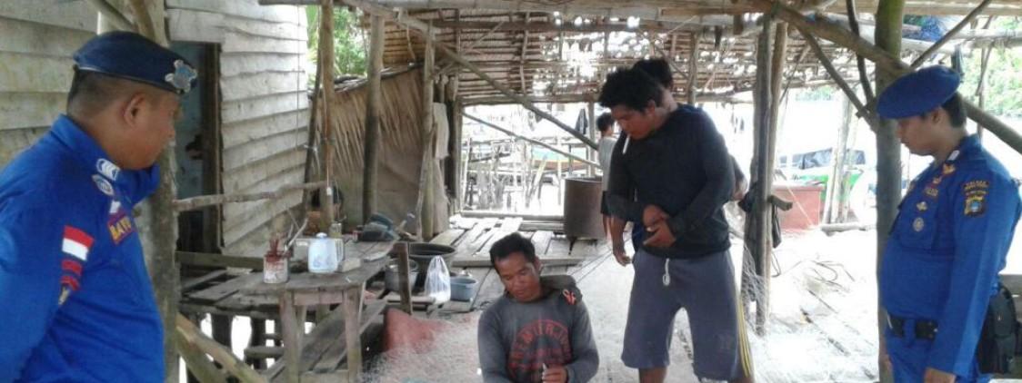 Jaga Situasi Kamtibmas Perairan, Sat Polair terus jalin sinergitas dengan nelayan