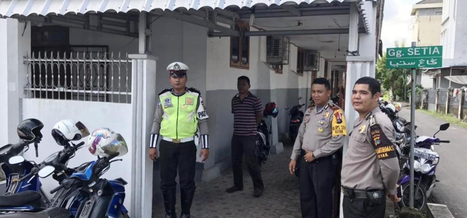Perayaan Wafat Isa Al Masih Bangka Tengah berjalan lancar
