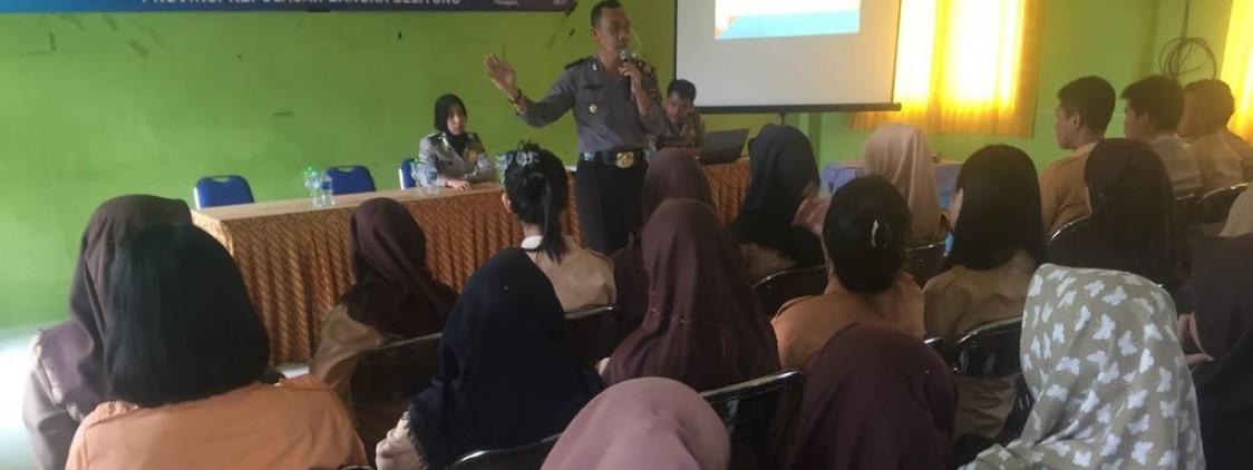 Hari kedua, Sat Binmas Polres  Bateng Gelar Binluh  Ops Bina Waspada Menumbing 2017 di dua kecamatan