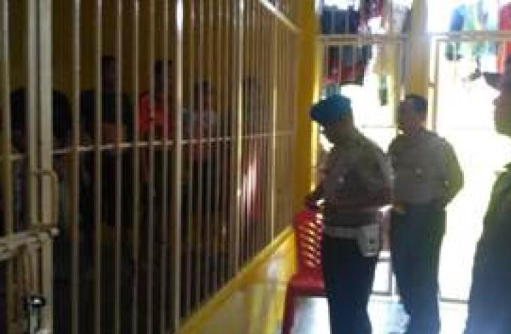 Respon Cepat Dari Pengaduan Masyarakat, Sat Narkoba Polres Bateng Tangkap 5 Tersangka