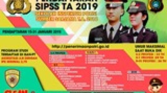 Persiapkan Diri Polri Buka Keran Sekolah Inspektur Polisi Sumber Sarjana