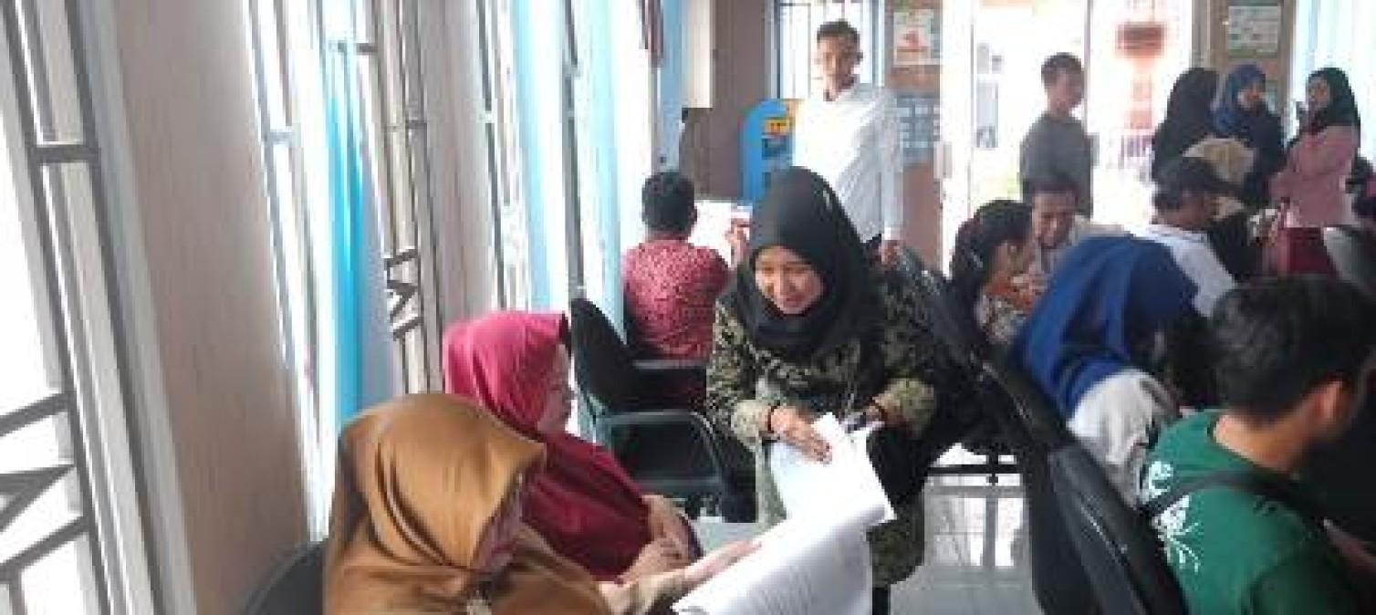 Tim Puslitbang Polri Teliti Tingkat Kepercayaan Masyarakat Di Bangka Tengah