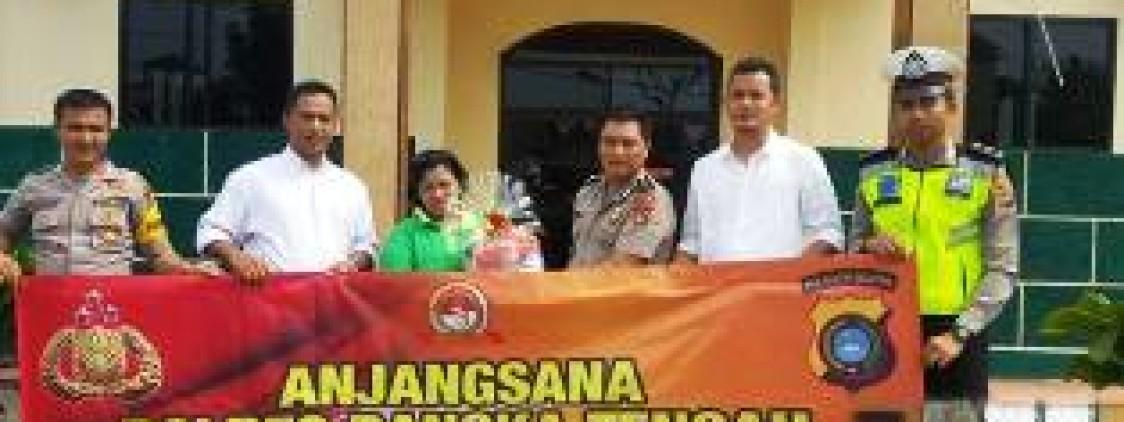 Perwira Polres Bateng Sambangi Tokoh Agama Kecamatan Koba