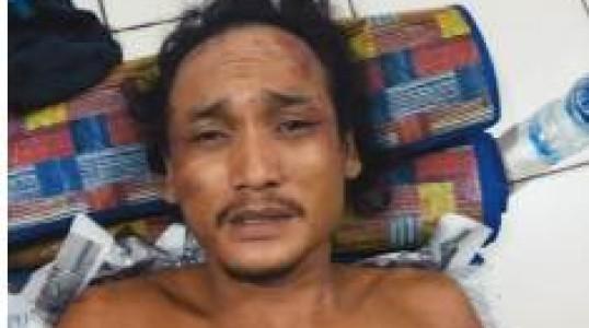 Sat Resnarkotika Polres Bangka tengah Tangkap Pengedar Shabu-shabu Di Bemban