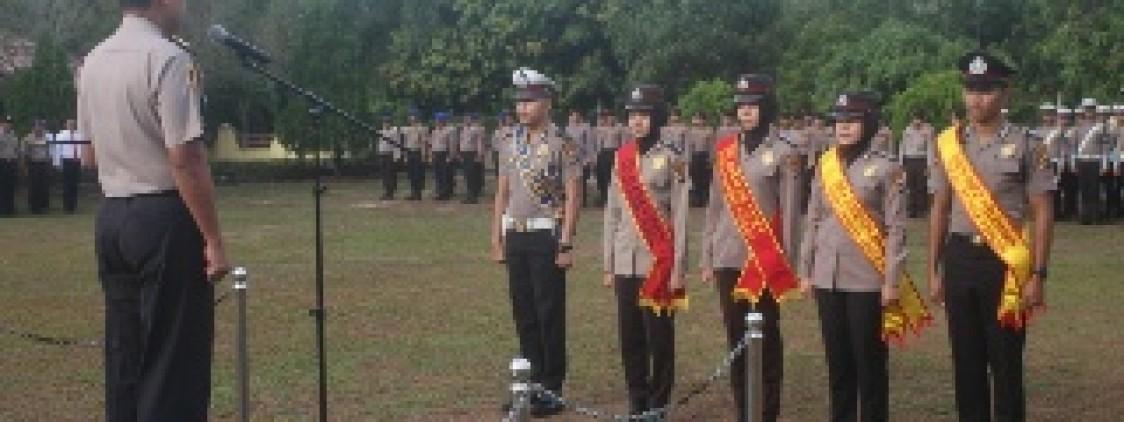 Kapolres Bangka tengah  tetapkan Duta Pelayanan Kepolisian