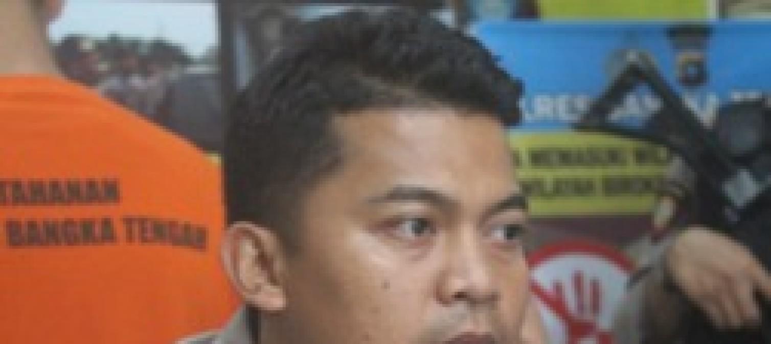Hendak Mengedarkan Sabu-sabu, Amir Diciduk Resnarkoba Polres Bateng