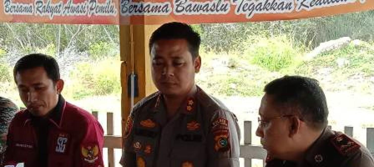 Sentra Gakkumdu Pilkada Tahun 2020 Kabupaten Bangka Tengah Terbentuk