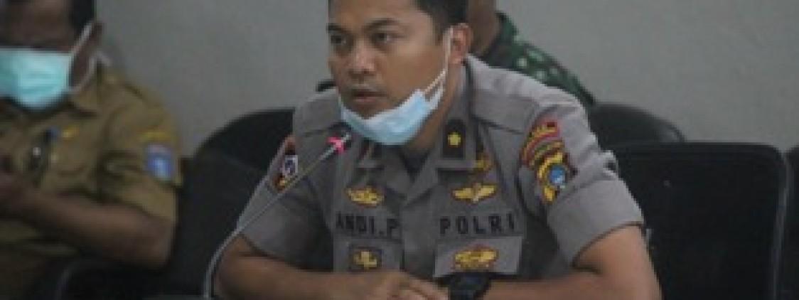 Tidak Mengindahkan Arahan Petugas, Kabag Ops : kita Tindak Tegas !