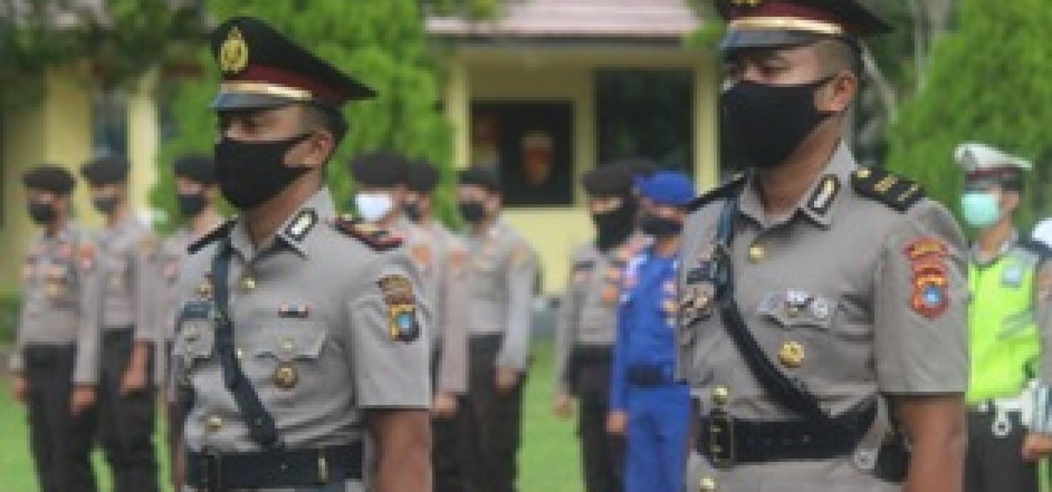 Akp. Robby Bergeser, Iptu Mulya Jabat Kasat Reskrim Polres Bangka tengah