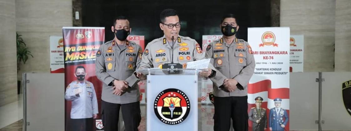 Kapolri Jenderal Idham Azis bersikap tegas terhadap anak buahnya yang melakukan kesalahan fatal