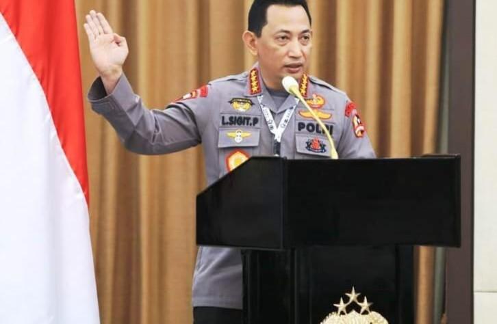 Kapolri Instruksikan Jajarannya Tak Ragu Usut Tuntas Mafia Tanah