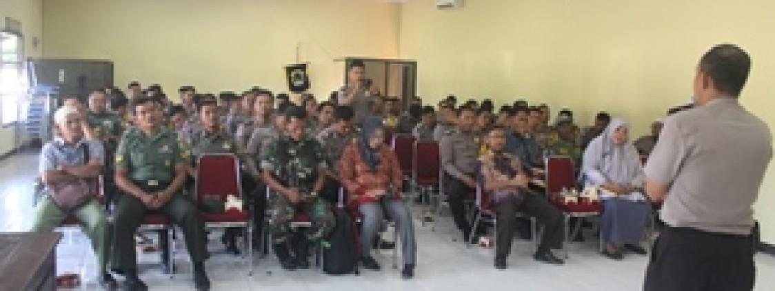 Kasat Binmas Ajak Aktifkan Kembali Poskamling