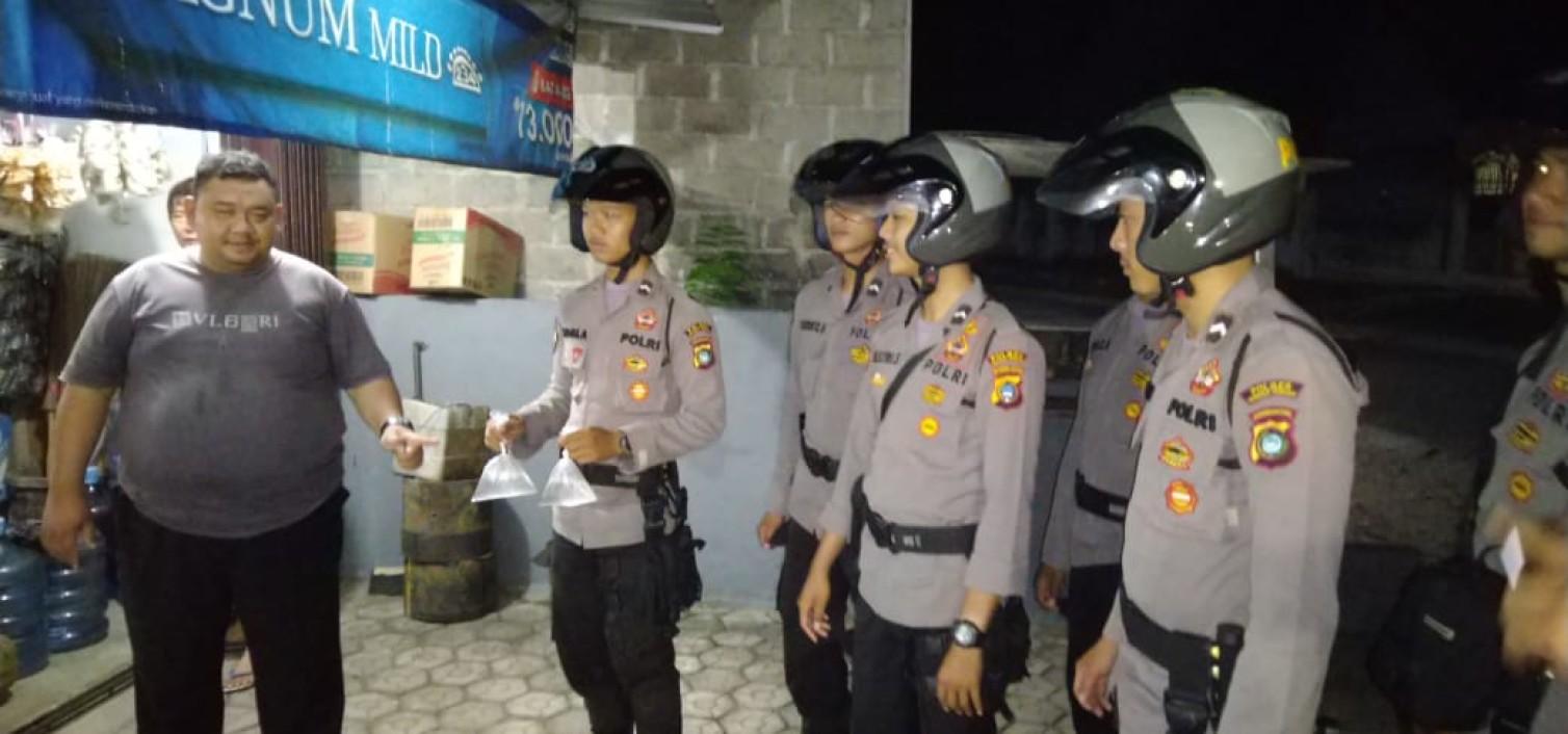 Kegiatan Kepolisian yang Ditingkatkan Dengan Sasaran Kejahatan Jalanan dan Penyakit Masyarakat