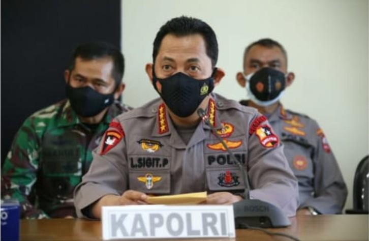 Kapolri: Negara Tidak Boleh Kalah Dengan KKB Papua