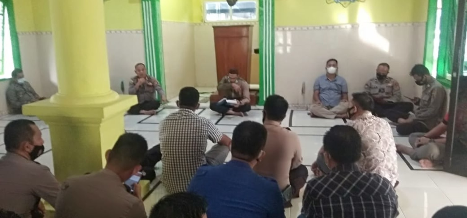 Tingkatkan Iman dan Taqwa personil polres Bangka Tengah rutin laksanakan Binrohtal