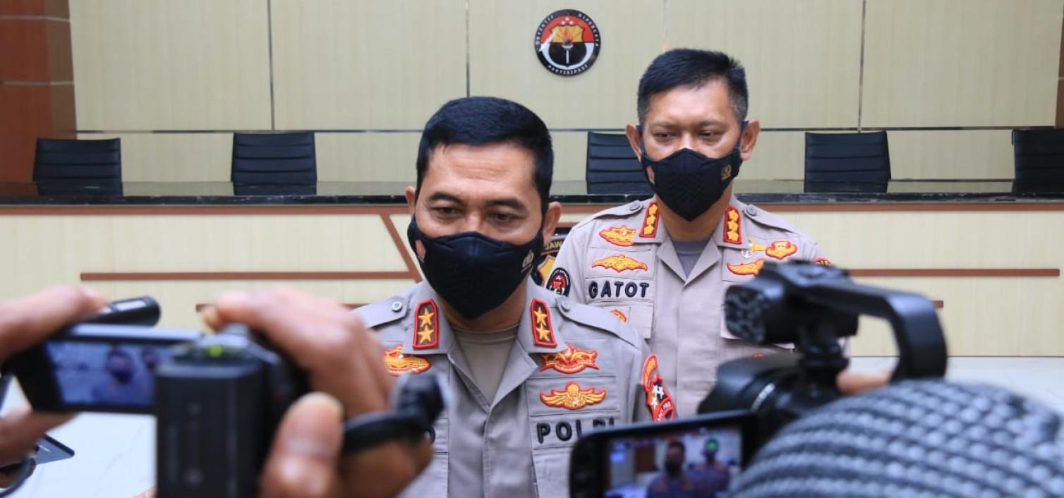 Irjen Argo Kapolri Berikan Instruksi ke Jajaran Seluruh Indonesia Melakukan Operasi Premanisme