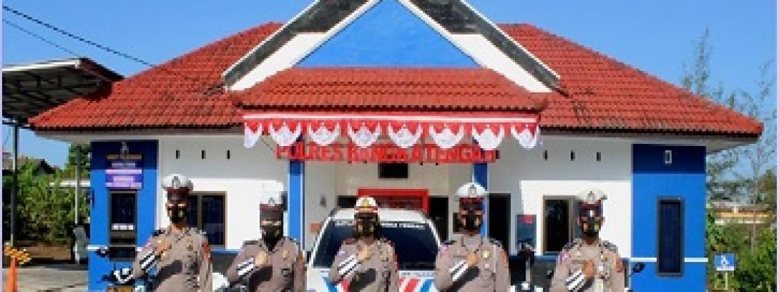 PROFIL SATPAS POLRES BANGKA TENGAH