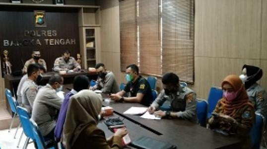 Rapat Linsek Saber Pungli, Mantapkan Struktural Satgas